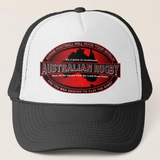 Australian Rugby Trucker Hat
