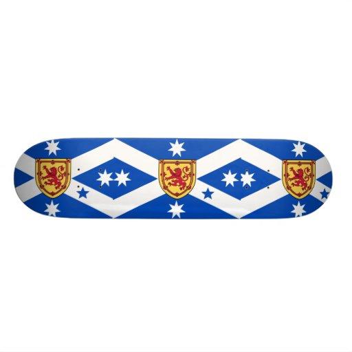 Australian Scottish Heritage, Australia Skate Board Decks
