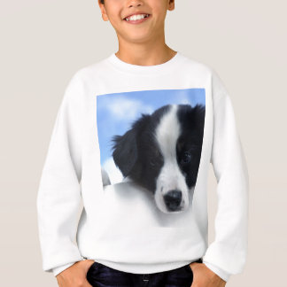 Australian Sheepdog Puppy Sweatshirt