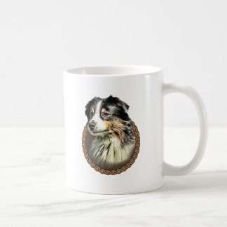 Australian Shepherd 001 Coffee Mug