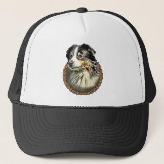 Australian Shepherd 001 Trucker Hat