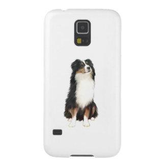 Australian Shepherd (A) - Tri Color Galaxy Nexus Covers