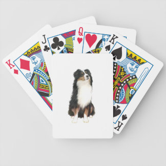 Australian Shepherd (A) - Tri Color Card Deck