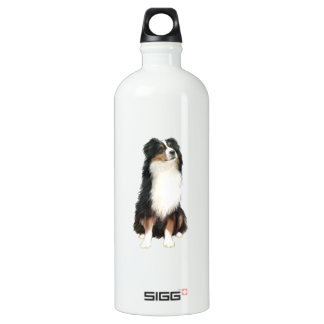 Australian Shepherd (A) - Tri Color SIGG Traveller 1.0L Water Bottle