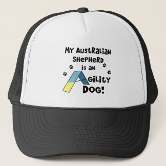 Australian Shepherd Agility Dog Hat