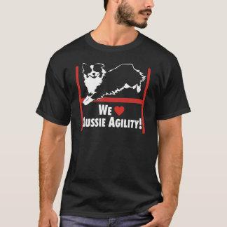 Australian Shepherd Agilty T-Shirt