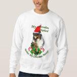 Australian Shepherd Christmas Gifts Pullover Sweatshirt