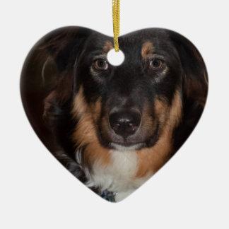 Australian Shepherd Christmas Ornament