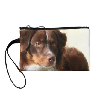 Australian Shepherd Coin Purse