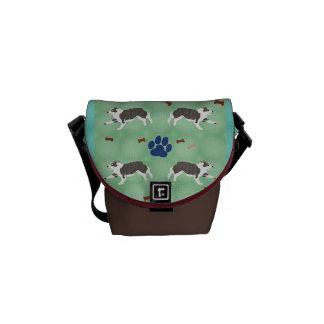 Australian Shepherd Commuter Bag