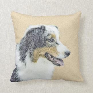 Australian Shepherd Cushion