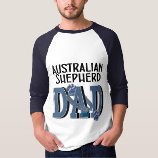 Australian Shepherd DAD T-Shirt