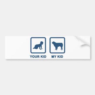 Australian Shepherd Dog Bumper Sticker