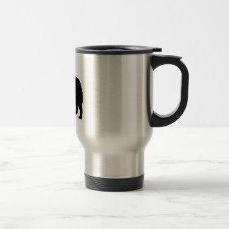 Australian Shepherd Dog Stainless Steel Travel Mug