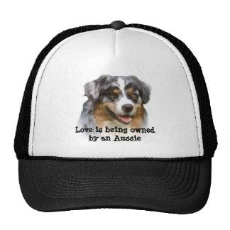 Australian Shepherd Fabulous Hat