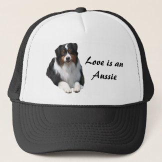 Australian Shepherd Guardian Hat