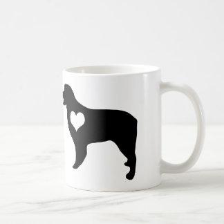 Australian Shepherd Heart Mug