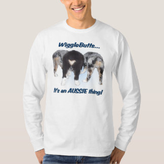 Australian Shepherd Long Sleeve Shirt