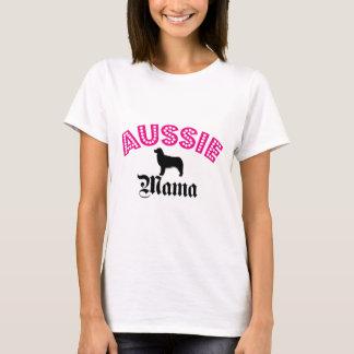 Australian Shepherd Mama T-Shirt