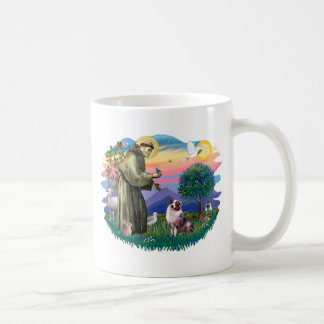 Australian Shepherd (merle) Basic White Mug