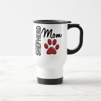 Australian Shepherd Mom 2 Travel Mug