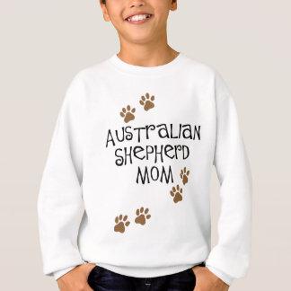 Australian Shepherd Mom Sweatshirt