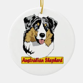Australian Shepherd ornament