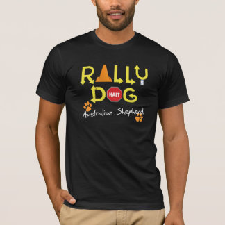 Australian Shepherd Rally Dog T-Shirt