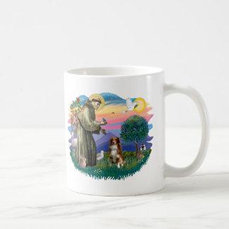 Australian Shepherd (red / white)) Coffee Mug