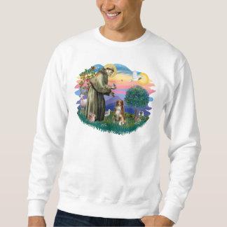 Australian Shepherd (red / white)) Sweatshirt