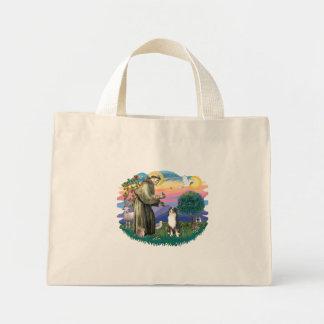 Australian Shepherd (tri) Canvas Bag