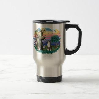Australian Shepherd (tri) Coffee Mugs