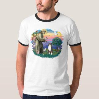 Australian Shepherd (tri) T-shirt