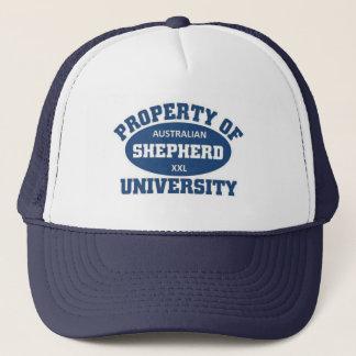 Australian Shepherd University Cap