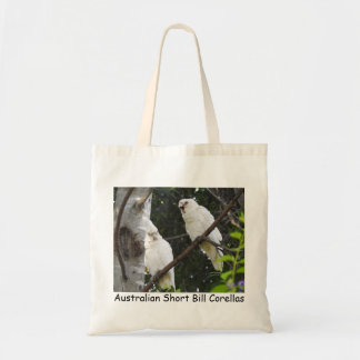 Australian Short Bill Corella Tote Bag