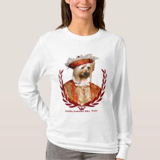 Australian Silky Terrier T-Shirt Nobility