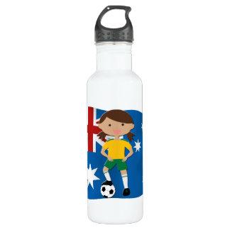 Australian Soccer Girl 4 710 Ml Water Bottle