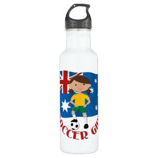 Australian Soccer Girl 4 v2 710 Ml Water Bottle