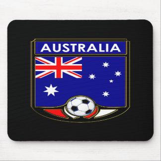 Australian Soccer Mouse Pad