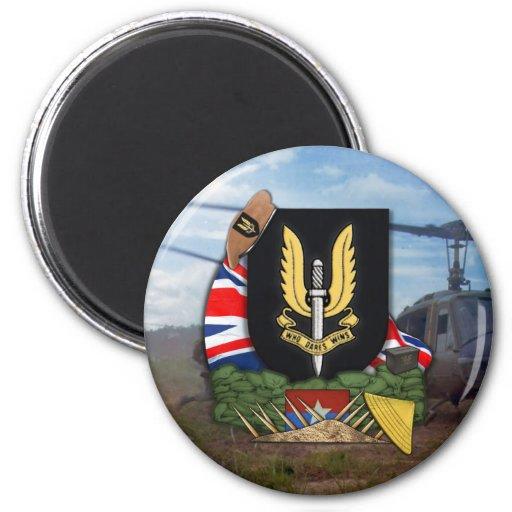Australian special air service sas vietnam Magnet Fridge Magnets