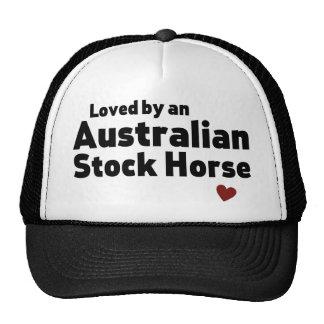 Australian Stock Horse Cap