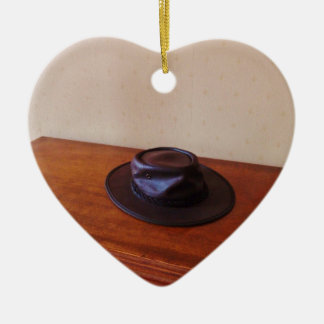 Australian Stockman's Hat Christmas Ornament