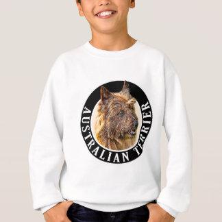 Australian Terrier 002 Sweatshirt