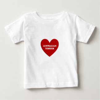 Australian Terrier Baby T-Shirt