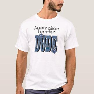 Australian Terrier DUDE T-Shirt