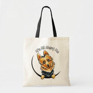 Australian Terrier IAAM Tote Bag