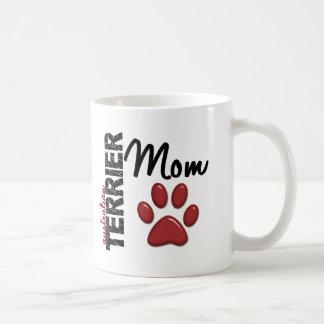 Australian Terrier Mom 2 Basic White Mug