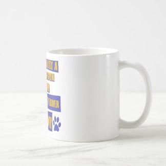 Australian terrier mommy coffee mug