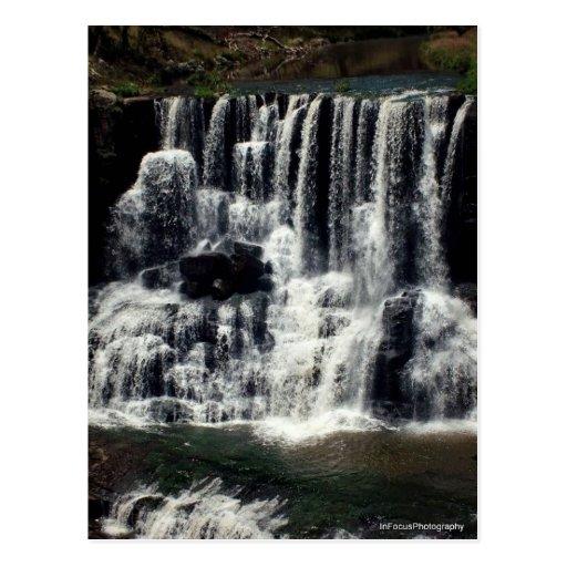 Australian Waterfalls Post Cards Zazzle