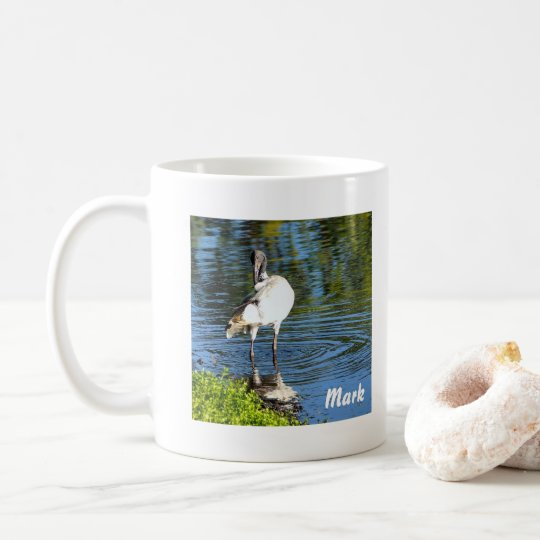 Australian White Ibis coffee mug